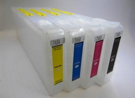 Перезаправляемые картриджи (ПЗК) Epson Stylus Pro 7450