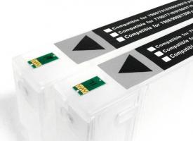 Перезаправляемые картриджи (ПЗК) Epson Stylus Pro 7700