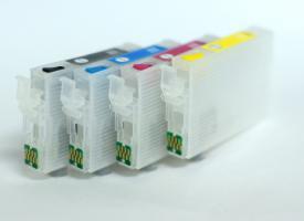 Перезаправляемые картриджи (ПЗК) Epson WF-7110