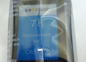 C6578AE Картридж цветной HP 78