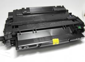 Картридж  CE255X (55X) для принтеров HP LaserJet P3015/ 3015 /P3011/ P3015D совместимый