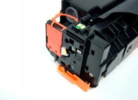 Картридж CF380X для HP LaserJet Pro M476dn