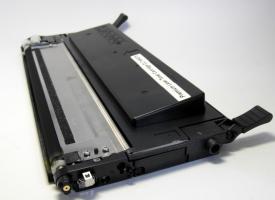 Картридж CLT - K406S Black
