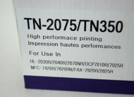 Картридж TN-2075