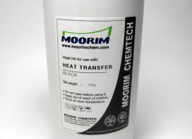 Чернила Moorim для сублимационной печати 1 литр Black