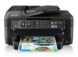 Epson WorkForce WF-2660 с ПЗК