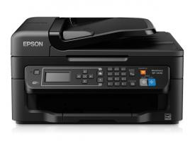 Epson WorkForce WF-2630 All-in-One Printer с СНПЧ