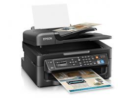 Epson WorkForce WF-2630 All-in-One Printer с СНПЧ
