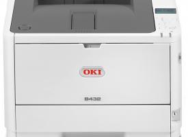 Лазерный монохромный принтер OKI B432dn
