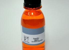 Промывочная жидкость от УФ-чернил