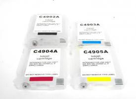 Перезаправляемые картриджи (ПЗК) HP OfficeJet PRO 8000