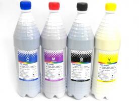 Комплект чернила Epson пигмент  по 1 литру