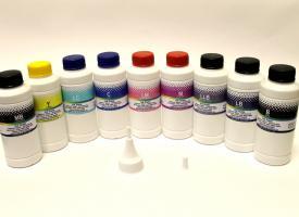 Комплект чернил Epson для плоттеров  100мл 9 цветов для 3880