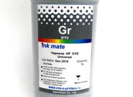 Чернила HP 1литр водные Gray