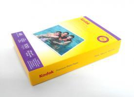 Фотобумага 200г/м2 10х15, 100 л. Kodak глянцевая односторонняя