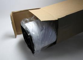 Матовая двухсторонняя рулонная фотобумага 220гр