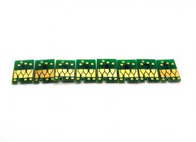 Комплект чипов для ПЗК Epson Stylus Pro 7800/ 9800