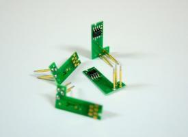 Комплект чипов на B300/ B310N/ B500DN/ B510DN