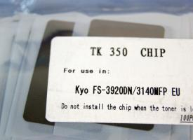 Чип  TK-350-15K Kyocera FS-3920DN