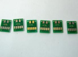 Комплект чипов для картриджей Canon pg450