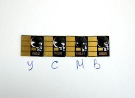 Комплект чипов для HP CN049AE 950