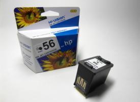Картридж черный C6656A