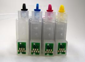 СНПЧ ( Система непрерывной подачи чернил ) Epson С67, C87, CX3700, CX4100, CX4700