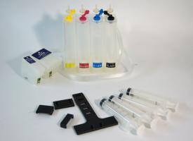 СНПЧ ( Система непрерывной подачи чернил ) для Epson Stylus C41, C43, C45