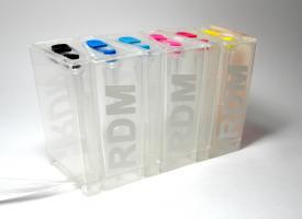 Система непрерывной подачи чернил (СНПЧ) Canon iP6600d/ 6700d