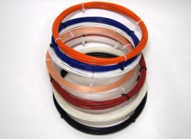 Пластик ABS для 3д ручки диаметр 1,75mm 10 метров в ассортименте